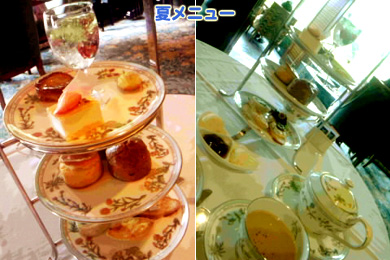 afternoontea夏